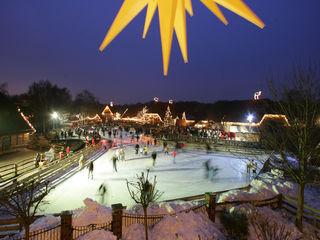Winter-Zoo © Erlebnis-Zoo Hannover