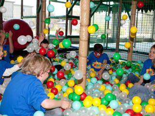 Trampolino Kinder-Spielpark Kiel © Trampolino Kinder-Spielpark Kiel