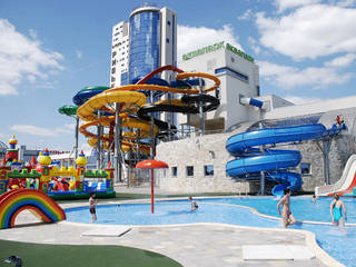 Kazan Riviera Aquapark © Kazan Riviera Aquapark